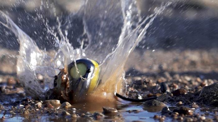 waterproof ip68 carbi headlamp